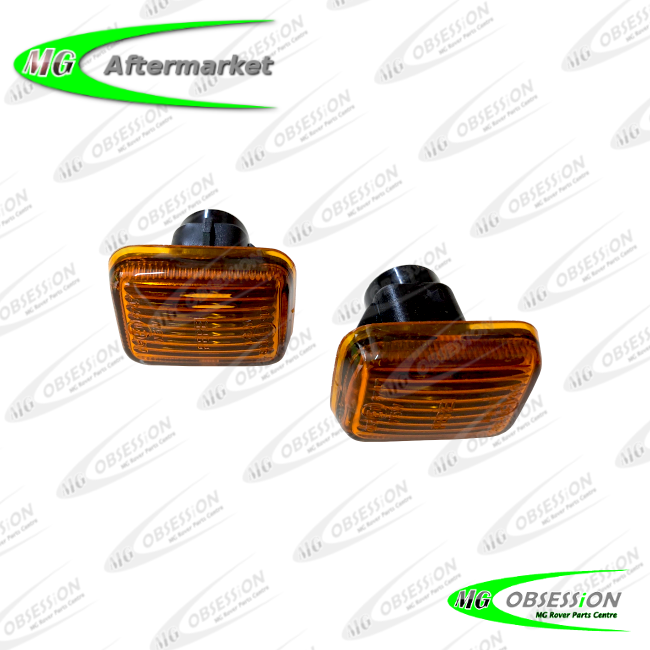 AMBER SIDE REPEATERS