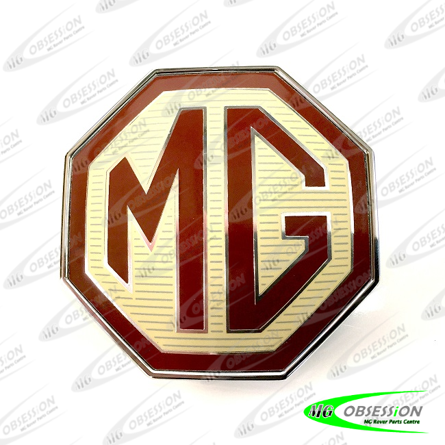 BOOT OR BONNET BADGE (MG.TF)