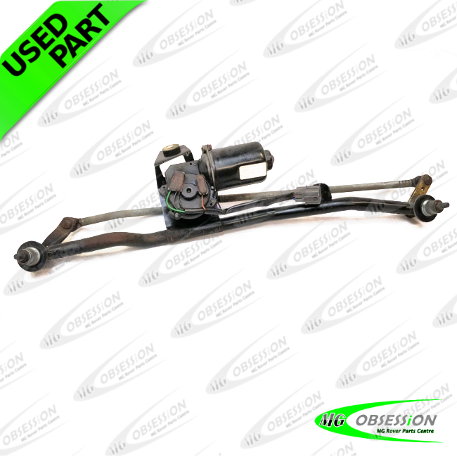 WIPER MOTOR WITH LINKAGES (LARGE PLUG)