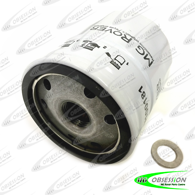 OIL FILTER & SUMP PLUG WASHER