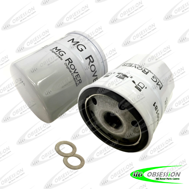 OIL FILTER & SUMP PLUG WASHER (PAIR)