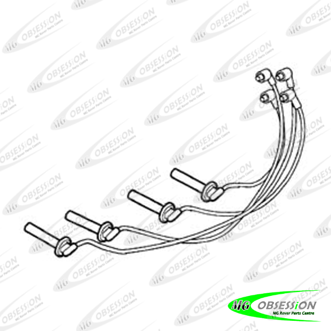 IGNITION LEADS (VVC OE)