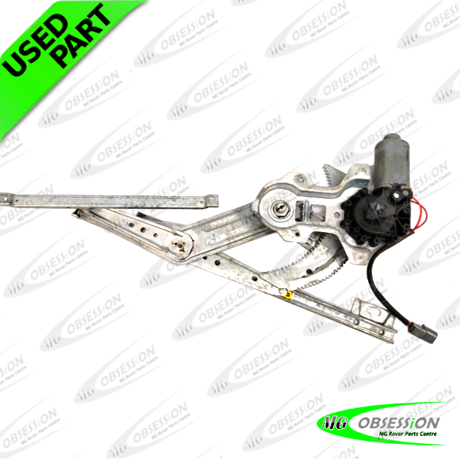 ELECTRIC WINDOW MOTOR & ASSEMBLY (LH)
