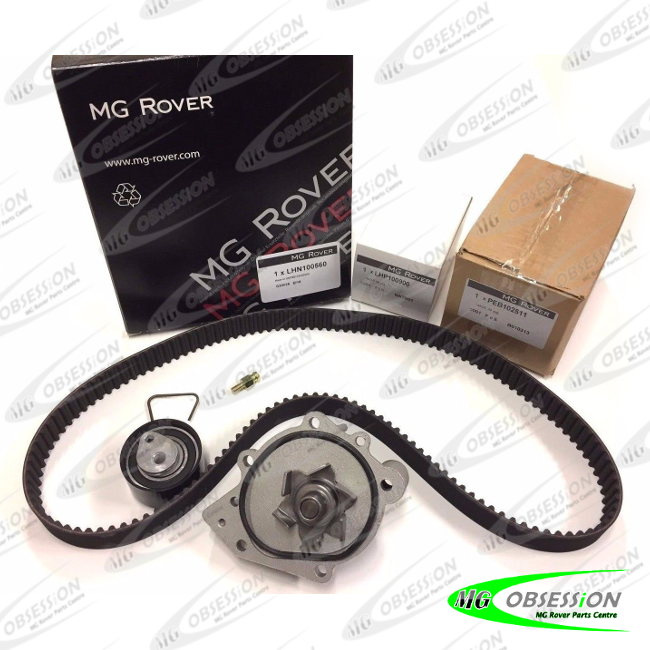 TIMING & WATER PUMP KIT (AUTO TENSION - OE)